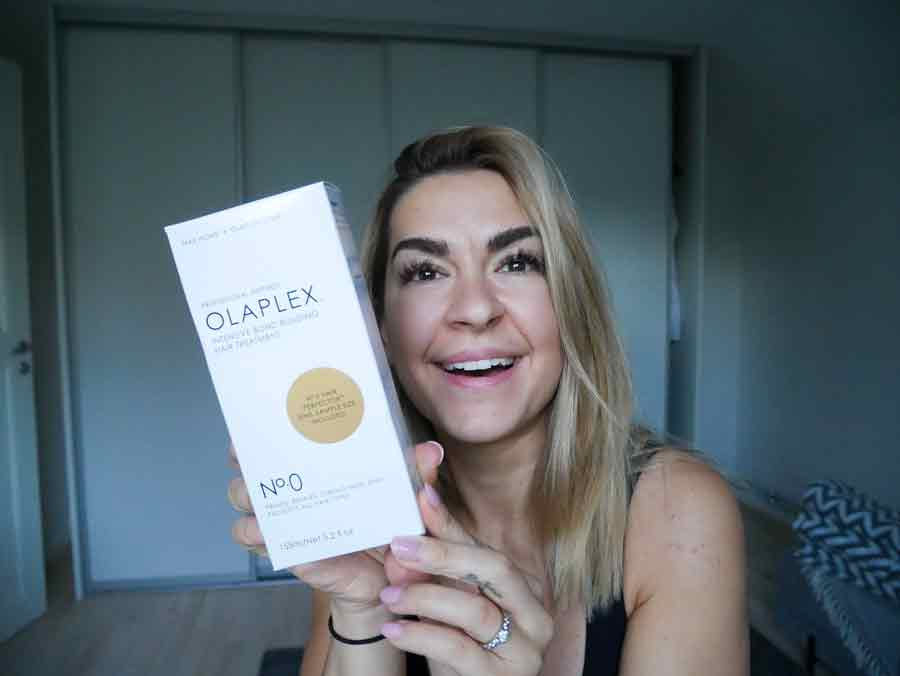 olaplex no 0